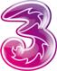 logo Three Prabayar